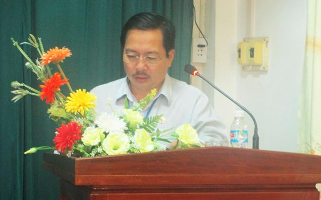 Hội nghị triển khai quán triệt Nghị quyết Đại hội X Đảng bộ tỉnh và kết quả Hội nghị lần thứ 13 Ban chấp hành Trung ương Đảng khóa XI