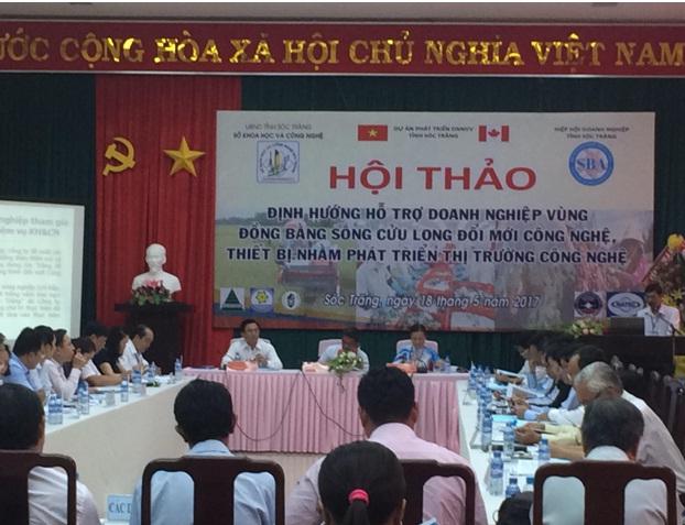 Sóc Trăng tổ chức các sự kiện hưởng ứng ngày Khoa học và Công nghệ Việt Nam 18-5