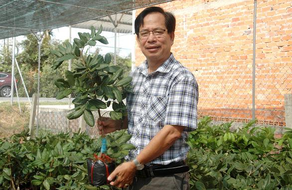 Nhà khoa học tiêu biểu: Tiến sĩ Bùi Thanh Liêm