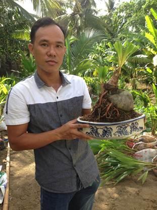 Anh Huỳnh Thanh Tâm - Người không ngừng nâng cao giá trị cây dừa