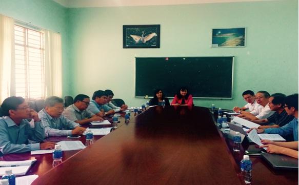 Hội Tự động hóa Việt Nam làm việc với UBND thành phố Bến Tre