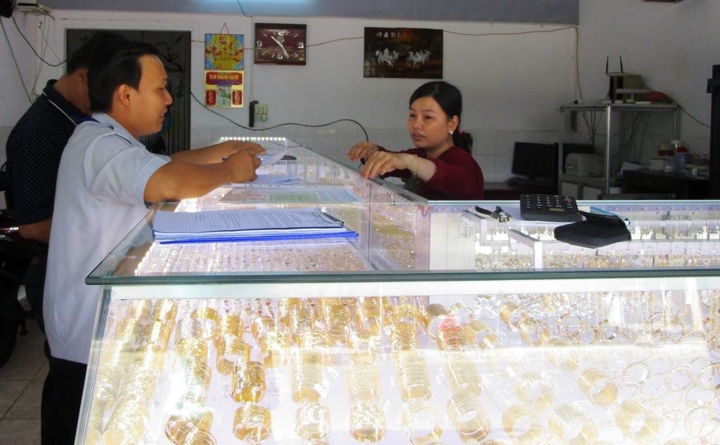 Công tác quản lý về đo lường, chất lượng và nhãn vàng trang sức, mỹ nghệ lưu thông trên thị trường tỉnh Bến Tre từ năm 2015 đến nay