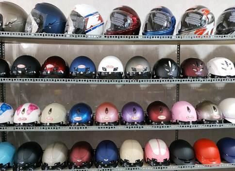 Thông tin cảnh báo về mũ bảo hiểm Helmet vi phạm về nguồn gốc xuất xứ và chứng nhận hợp quy