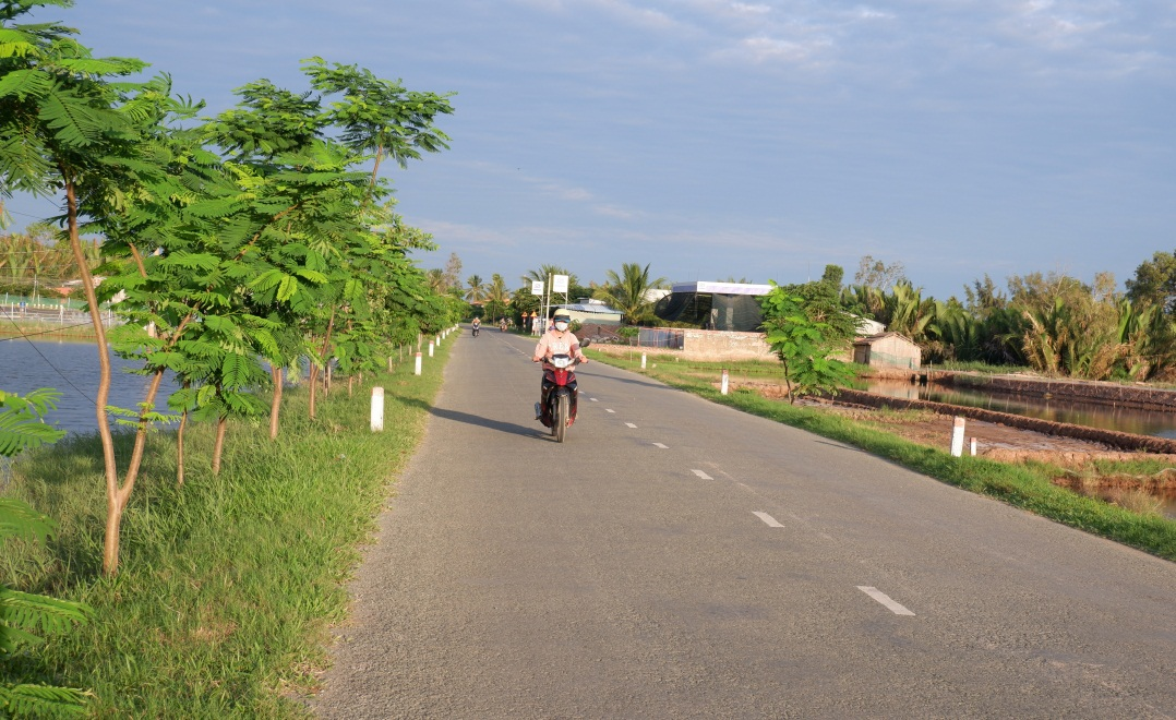Hội viên cựu chiến binh huyện Thạnh Phú tích cực tham gia phát triển kinh tế - xã hội, xây dựng nông thôn mới