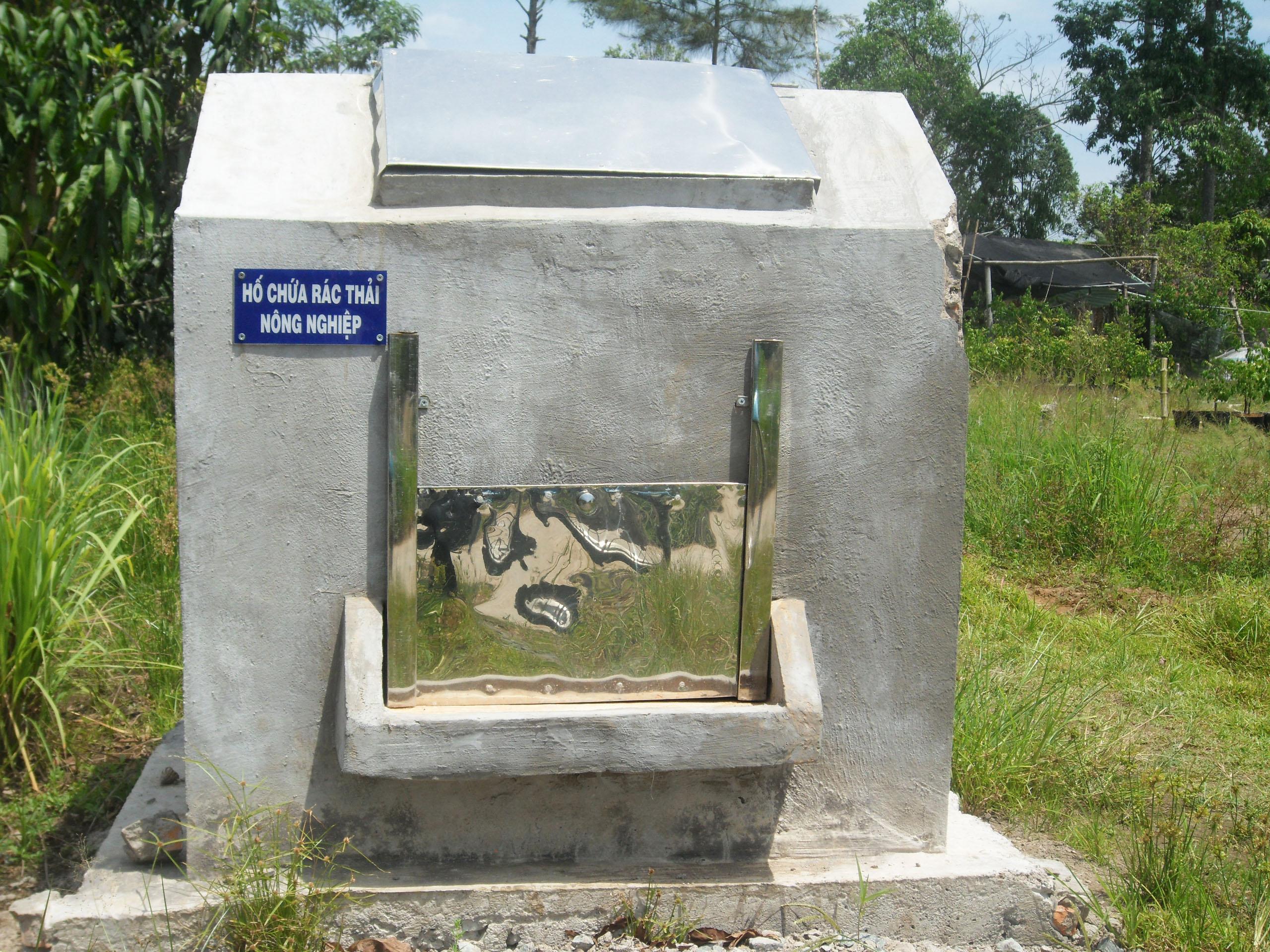 Nhân rộng mô hình bảo vệ môi trường, ứng phó với biến đổi khí hậu tại xã Vĩnh Thành