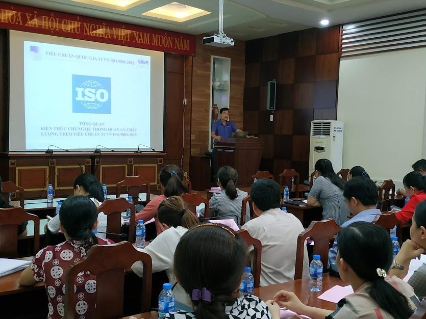 Hướng dẫn áp dụng tiêu chuẩn quốc gia TCVN ISO 9001:2015