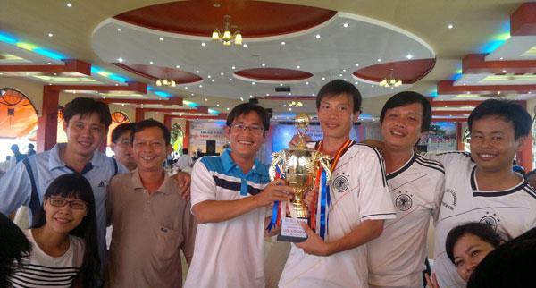 Hội thao ngành Khoa Học và Công Nghệ khu vực Đồng Bằng Sông Cửu Long lần thứ 19 năm 2014