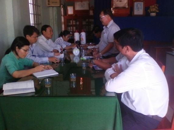 Tiếp tục hỗ trợ xã Bảo Thuận thực hiện giảm nghèo bền vững