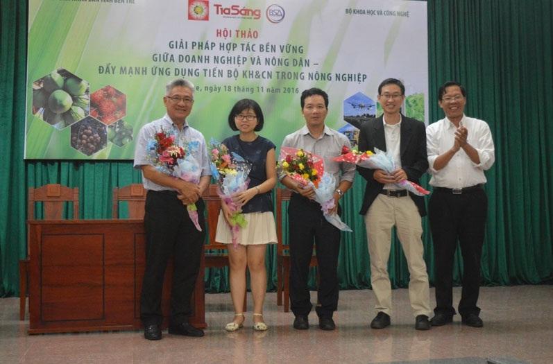 Giải pháp thúc đẩy hợp tác bền vững giữa doanh nghiệp và nông dân