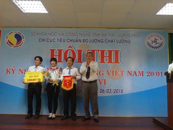 Bến Tre tham gia hội thi Kỷ niệm ngày Đo lường Việt Nam
