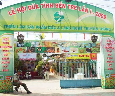 Để ngành dừa-sản phẩm từ dừa ngọt hơn, đi xa hơn