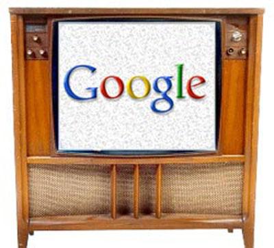 Google chính thức công bố TV kết nối internet