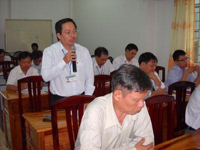 Sở Khoa học và Công nghệ tổ chức hội nghị tổng kết Nghị quyết Đảng bộ năm 2013