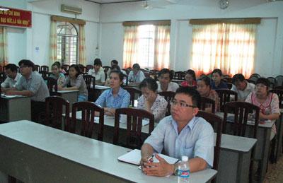 Hội nghị triển khai Nghị quyết đại hội toàn quốc lần thứ X Đoàn TNCS Hồ Chí Minh