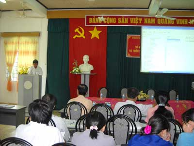Đảng bộ Sở Khoa học và Công nghệ Bến Tre: Cơ bản hoàn thành các mục tiêu, nhiệm vụ 6 tháng đầu năm 2011