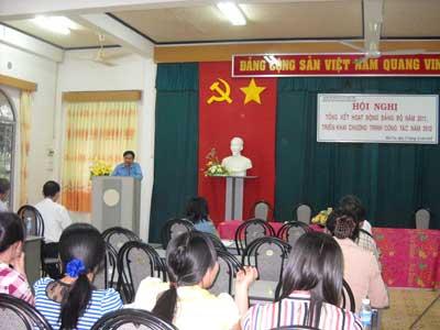 Đảng bộ Sở Khoa học và Công nghệ Bến Tre: Tiếp tục đẩy mạnh việc học tập và làm theo tấm gương đạo đức Hồ Chí Minh