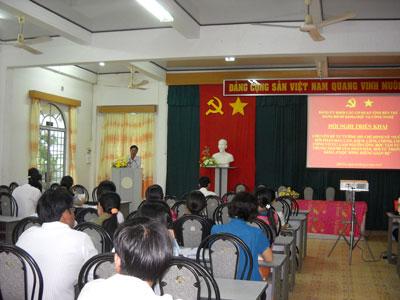 Sở Khoa học và Công nghệ Bến Tre: Tiếp tục đẩy mạnh việc học tập và làm theo tấm gương đạo đức Hồ Chí Minh