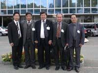 Đoàn đại biểu Việt Nam tham dự Cuộc họp Đại hội đồng WIPO 2008