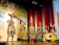 Kết thúc hội thi vòng sơ khảo thời trang Dừa lần 2-2010