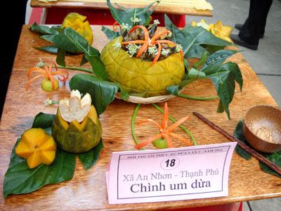 Hội thi ẩm thực xứ dừa lần thứ 2-2010
