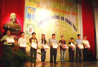 Kết quả vòng chung khảo hội thi thời trang Dừa Bến Tre lần II-2010