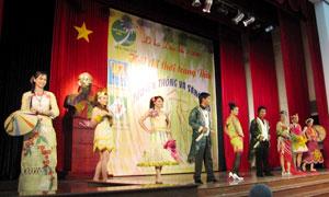 Vòng sơ khảo hội thi thời trang Dừa lần 2-2010