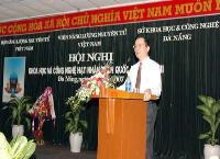 Hội nghị KH&CN hạt nhân toàn quốc lần thứ VII