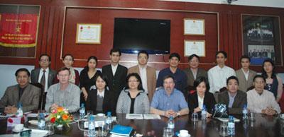 Làm việc với Bộ Năng lượng Hoa Kỳ về thực hiện Nghị định thư bổ sung tại Việt Nam