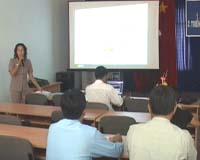 Thị xã Bến Tre: tập huấn về quyền sở hữu trí tuệ