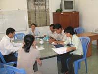 Tình hình thực hiện áp dụng hệ thống QLCL theo tiêu chuẩn ISO 9001:2000 tại UBND phường 2 - Thị xã Bến Tre