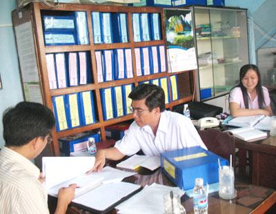 Thanh tra tỉnh Bến Tre: Đơn vị đầu tiên áp dụng hệ thống quản lý chất lượng theo tiêu chuẩn TCVN ISO 9001:2000